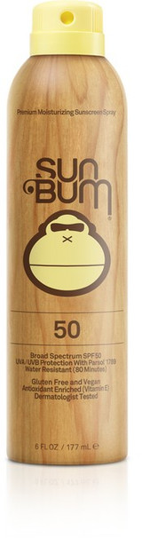 Sunscreen Sun Bum SPF 50 Spray 177ml