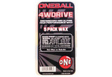One Ball Jay 4WD 5 pack Wax 225g