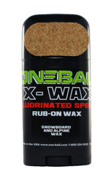 One Ball Jay X Wax Push Up Wax