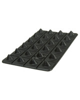 Crab Grab Shark Teeth Stomp Pad in Black
