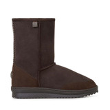 Emu Platinum Outback Lo Ugg Boots in Chocolate