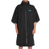 FCS Shelter All Weather Poncho Towel in Black
