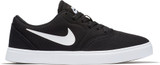 Nike SB Check Canvas GS Shoes Boys in Black White