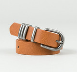 Rusty Rock N Rad Belt Ladies in Tan