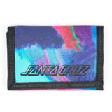 Santa Cruz Glitch Velcro Wallet Mens in Glitch