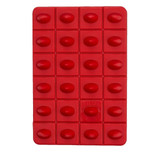 Crab Grab Shark Teeth Stomp Pad in Red