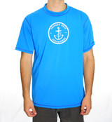SS RV Trigger Anchor Royal Blue White 16 Mens