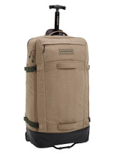 Burton Multipath Checked 90L Travel Bag in Timber Wolf Ripstop