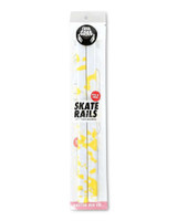 Crab Grab Skate Rails Stomp Pad in Yellow Snow