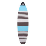 Ocean And Earth Shortboard Stretch 6ft Cover in Blue