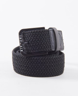Rip Curl Hope Rope Belt Mens in Black