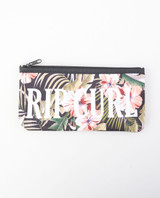 Rip Curl Small Pencil Case Variety Ladies in Black