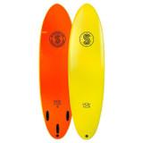 Softlite Pop Stick 6ft Softboard in Yellow