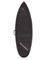 Ocean And Earth Compact Day Shortboard Cover in Black