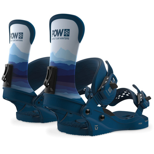 Union Protect Our Winters Bindings 2019 Mens in Pow