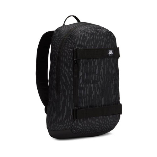 Nike SB Courthouse 24L Backpack in Black White