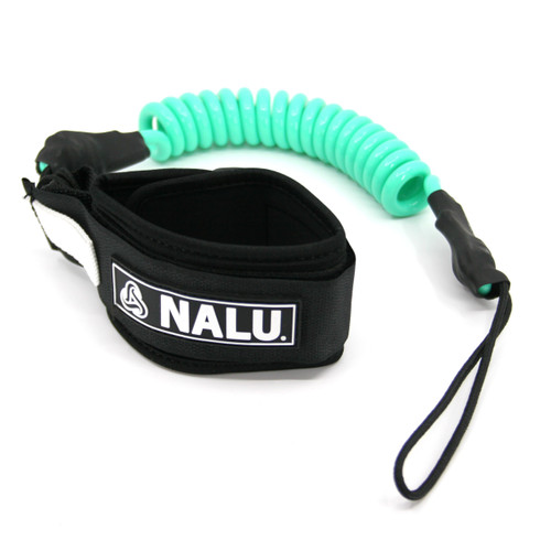 Nalu Basic Bicep Leash in Mint