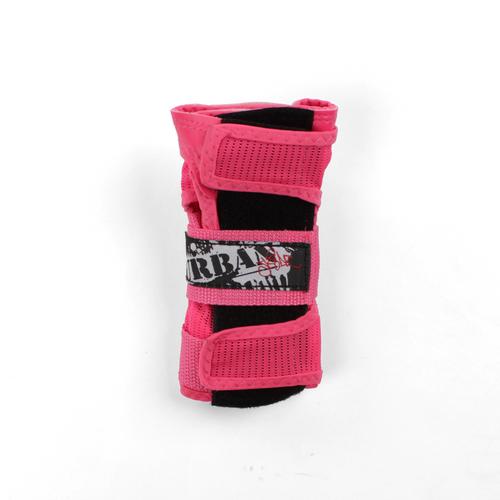 Urban Sk8er Tri Pack Pad Grom Set in Pink
