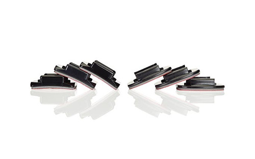 Accessory GoPro Flat + Curved Adhesive Mount