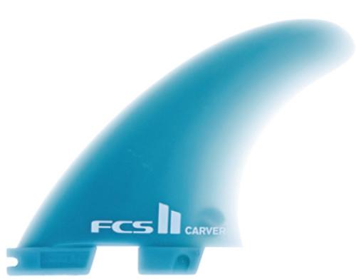 Fins FCS II Carver GF Quad Rear