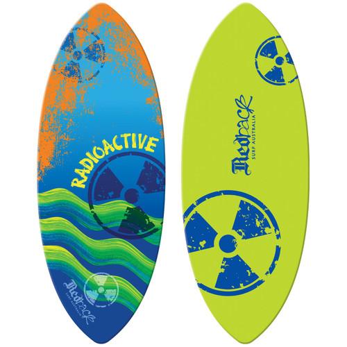 Redback Radioactive Intense 55in Skimboard