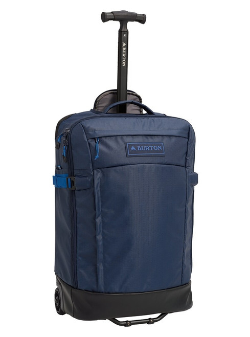 Burton Multipath Carry On 40L Travel Bag in Dress Blue Coated
