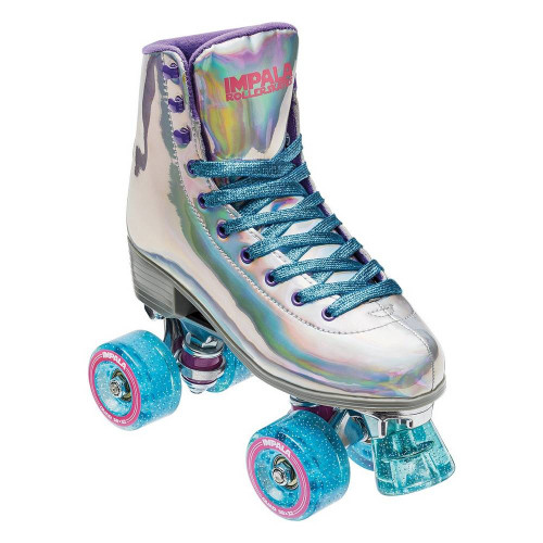Impala Quad Rollerskate in Holographic