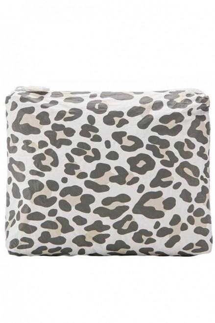 LeMU Small Pouch in Snow Leopard