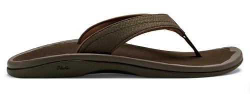 OluKai Ohana Sandal Ladies in Black Black