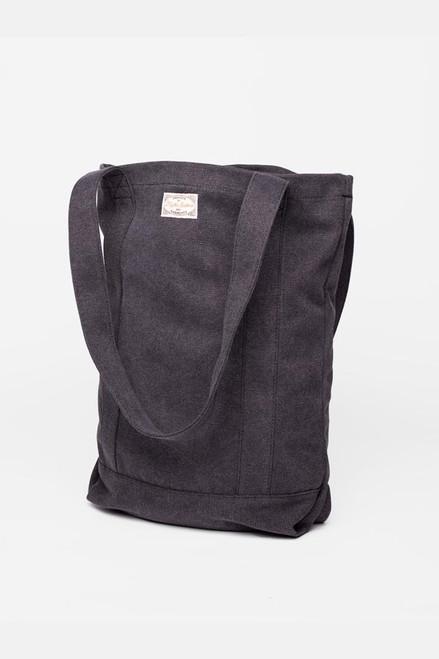 Rhythm Commuter Tote Bag in Vintage Black