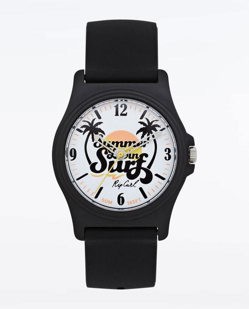Rip Curl Revelstoke Watch Ladies in Black