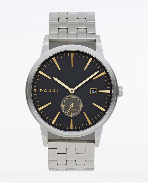 Rip Curl Vision SSS Watch Mens in Silver
