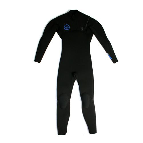Xcel 4x3 Infiniti Comp Steamer Boys in Black Blue
