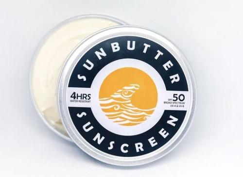 SunButter SPF50 Water Resistant Reef Safe Sunscreen