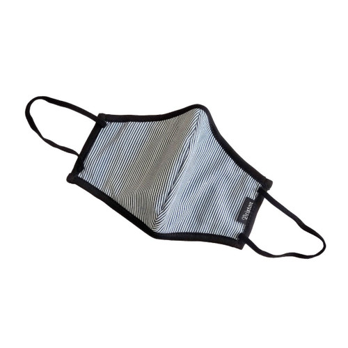 Brixton Antimicrobial Face Mask in Engineer