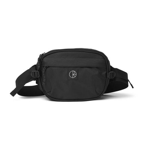 Polar Cordura Hip Bag in Black