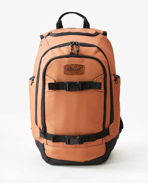 Rip Curl Posse 33L Lowers Backpack Mens in Almond