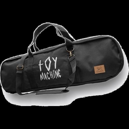 Toy Machine Canvas Deck Bag in Black