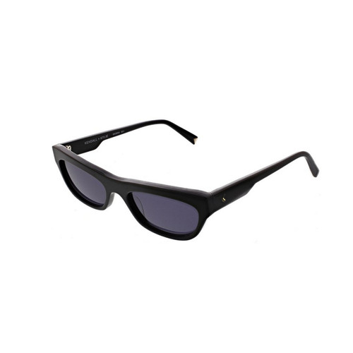 Kendall And Kylie Courtney Sunglasses in Black