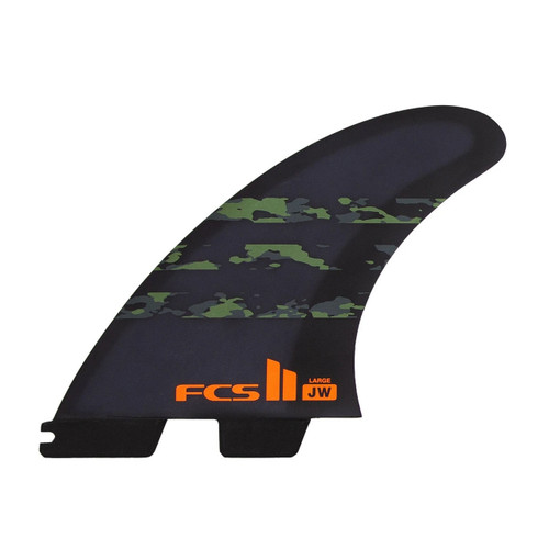 FCS II JW PC Grom Tri Fin Set in Army Camo