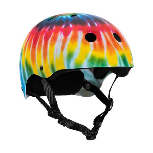Protec Classic Certified Helmet in Tye Die