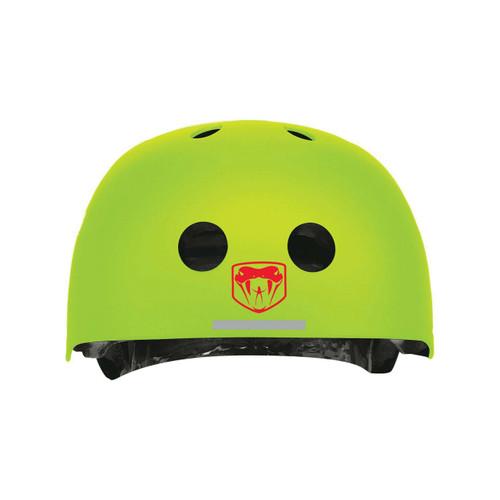 Adrenalin Cross Sports Pro Helmet in Lime
