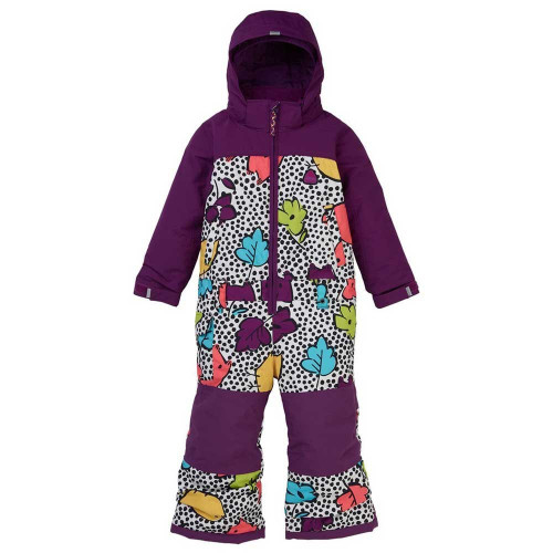 Burton Toddler Illusions One Piece 2020 Girls in Hoos There