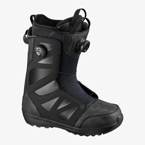 Salomon Launch BOA SJ Boots 2021 Mens in Black