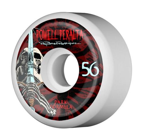 Powell Peralta PF Skull and Sword 56MM Skate Wheels