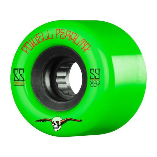 Powell Peralta SSF G Slides Green 59MM x 85A Skate Wheels