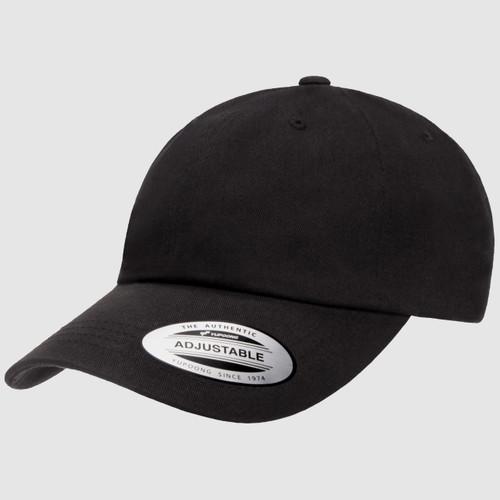 Flexfit Classic Dad Cap in Black