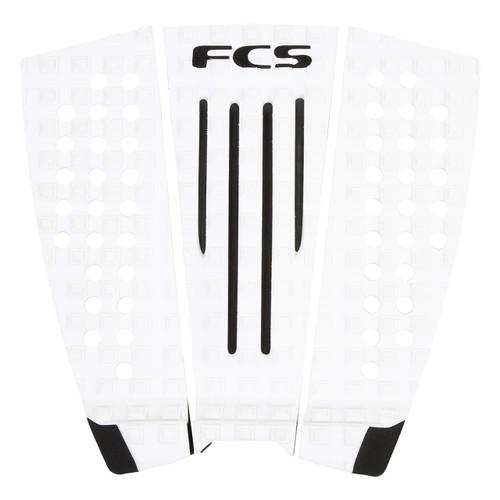 FCS Julian Wilson Tail Pad in White Black