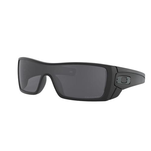 Oakley Batwolf Sunglasses in Matte Black Grey Polarised