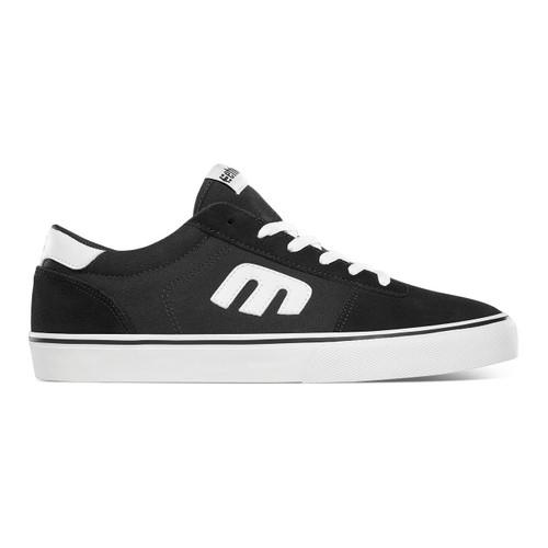 Etnies Calli Vulc Shoes Mens in Black White